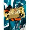 [ONE OFF] Amagawa Mixed Silk Kimono (Cyan)