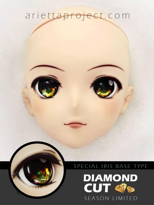 [Limited] Diamond Cut Iris Type