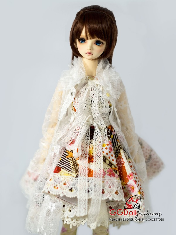 [ONE OFF] Posy Dress Set