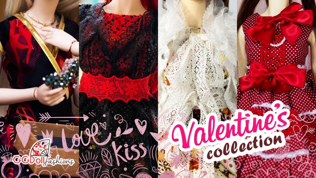 Valentine Collection 2017