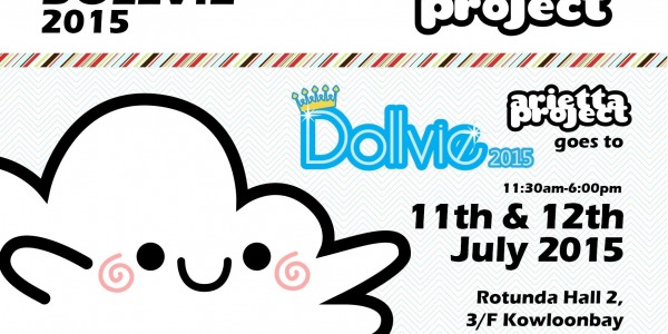 We are going to Dollvie 2015